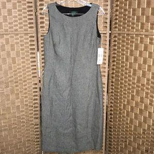 Lauren Ralph Lauren sleeveless dress size 10